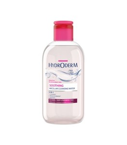 Soothing Micellar Cleansing Water - میسلار واتر پوست حساس هیدرودرم